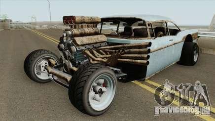 Declasse Tornado Rat-Rod GTA V для GTA San Andreas
