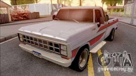 Ford F-1000 для GTA San Andreas
