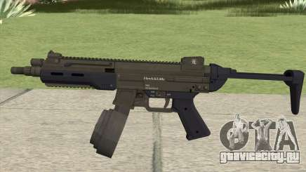 Hawk And Little SMG (Base V2) GTA V для GTA San Andreas