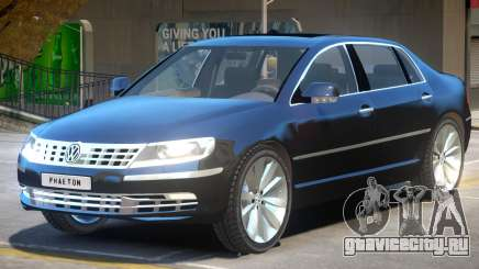 Volkswagen Phaeton для GTA 4