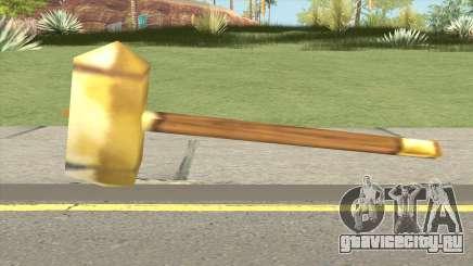Uther Hammer (Warcraft III RoC) для GTA San Andreas