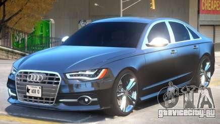 Audi S6 V2 для GTA 4
