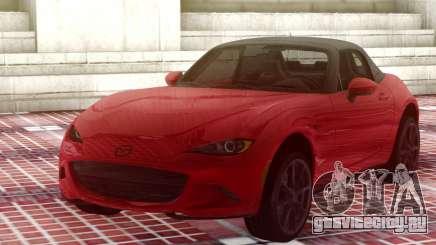 Mazda MX-5 Cabrio Roof для GTA San Andreas