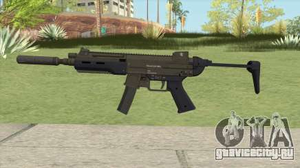 Hawk And Little SMG (With Silenced V1) GTA V для GTA San Andreas