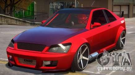 Sultan RS Lights для GTA 4