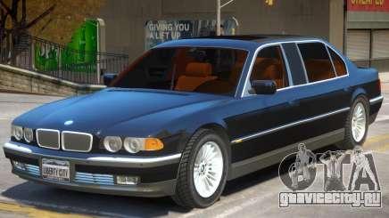 BMW L7 V2 для GTA 4