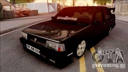 Tofas Dogan SLX Black для GTA San Andreas