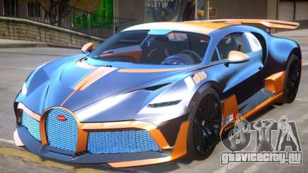 Bugatty Divo V2 для GTA 4