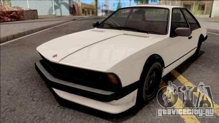 GTA V Ubermacht Zion Classic SA Style для GTA San Andreas