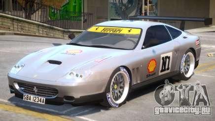Ferrari 575M V2 для GTA 4