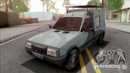 Citroen C15 D для GTA San Andreas