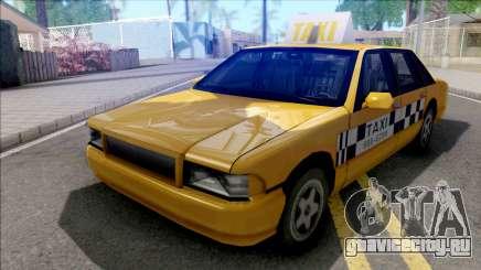 Taxi NFS MW для GTA San Andreas