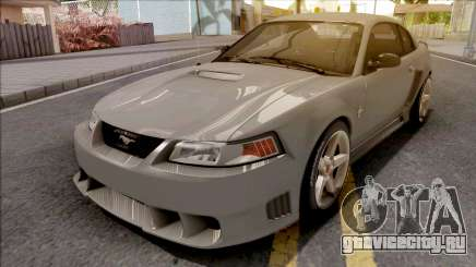 Saleen S281 2000 Grey для GTA San Andreas
