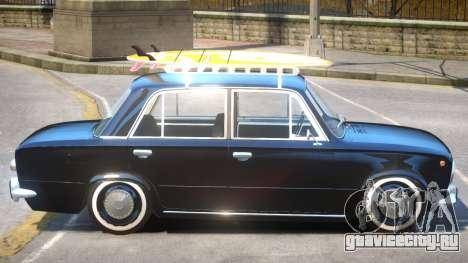 VAZ 2101 V1.2 для GTA 4