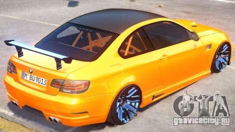 BMW M3 GTS V1.1 для GTA 4