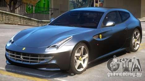 Ferrari FF V1.1 для GTA 4