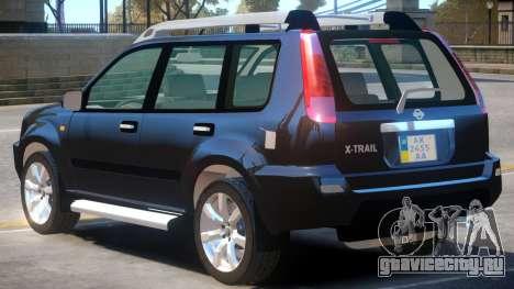 Nissan X-Trail V1 для GTA 4