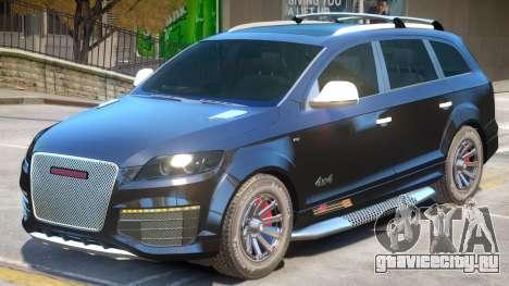 Audi Q7 V1 для GTA 4