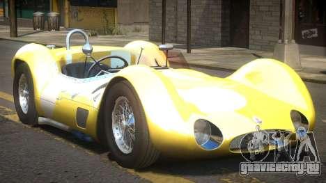 Maserati Tipo V1 PJ4 для GTA 4