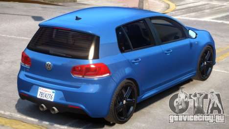 Volkswagen Golf R V1.2 для GTA 4