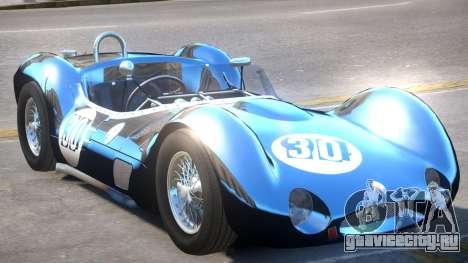 Maserati Tipo V1 PJ6 для GTA 4