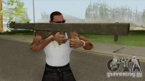 M1 Bazooka (Day Of Infamy) для GTA San Andreas