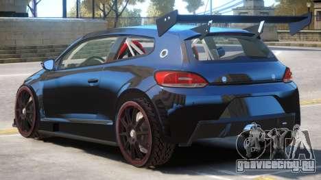 Volkswagen Scirocco V1.2 для GTA 4