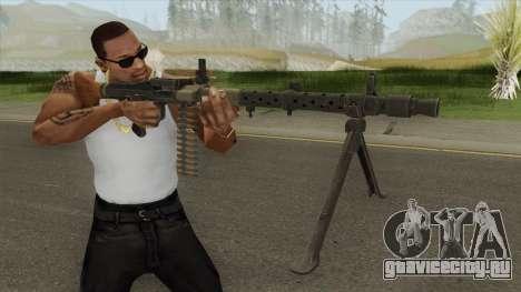 MG-34S Universal Machine Gun для GTA San Andreas