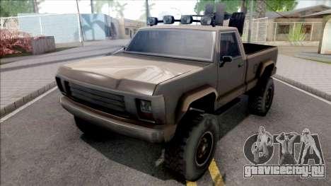 Vapid Terror для GTA San Andreas