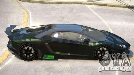 Lamborghini LP760 4 Camo для GTA 4