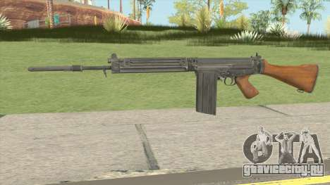 FN-FAL (Insurgency: Sandstorm) для GTA San Andreas