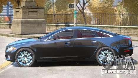 Jaguar XJ V1 для GTA 4