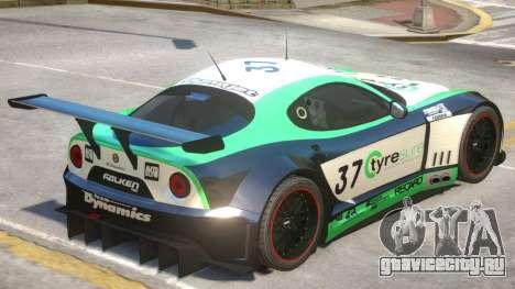 Alfa Romeo 8C V1 PJ1 для GTA 4