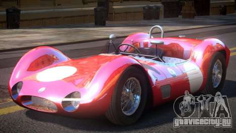 Maserati Tipo V1 PJ3 для GTA 4