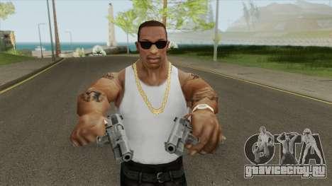 Browning HP (Day Of Infamy) для GTA San Andreas