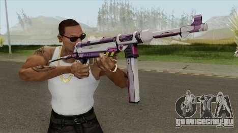 MP-40 (Mechanical) для GTA San Andreas
