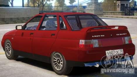 Lada 21103 V1.1 для GTA 4