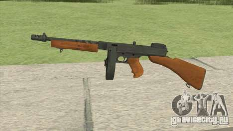 Thompson M1928 Drum (Day Of Infamy) для GTA San Andreas