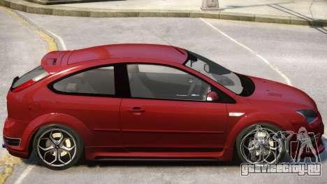 Ford Focus STR для GTA 4