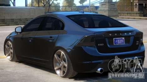 Volvo S60 V1 для GTA 4