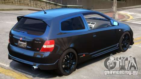 Honda Civic Custom для GTA 4