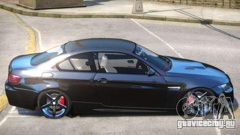 BMW M3 E92 V1 для GTA 4