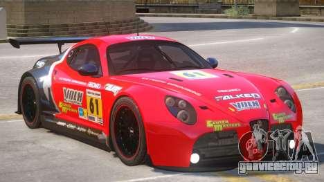 Alfa Romeo 8C V1 PJ2 для GTA 4