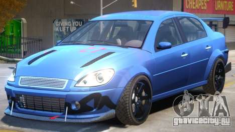 Declasse Premier Custom для GTA 4