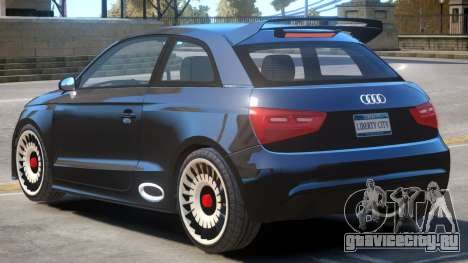 Audi A1 V1 для GTA 4