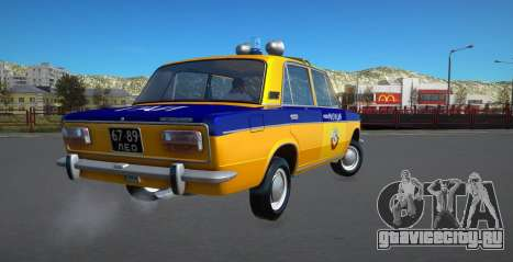 ВАЗ 2103 ГАИ для GTA San Andreas