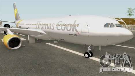 Airbus A330-200 (Thomas Cook Livery) для GTA San Andreas