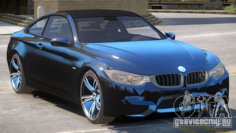 BMW M4 V2 для GTA 4