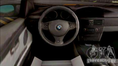 BMW M3 E92 GTS 2010 для GTA San Andreas