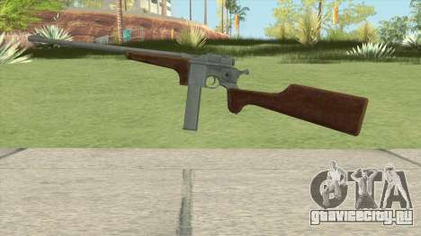 C96 Carbine (Day Of Infamy) для GTA San Andreas